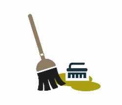 Simbolo Limpieza