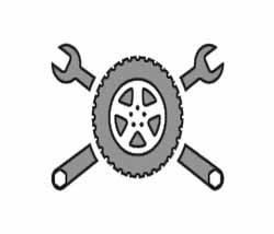 Simbolo Llanta