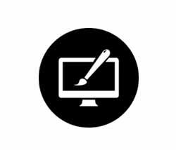 Simbolo WebDesign
