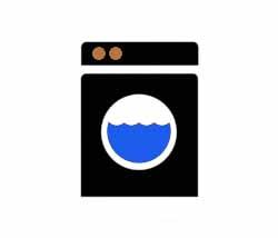 Simbolo Lavanderia