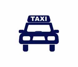 Simbolo Taxi